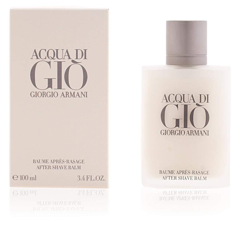 Giorgio Beverly Hills Giorgio Armani Acqua Di Gio - Bálsamo Para Después De Afeitar, 100 Ml 1 Unidad 100 g