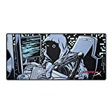 Kingston HyperX Fury S Shroud Edition Pro Gaming Mouse Pad XL Negro alfonbrilla para Mouse