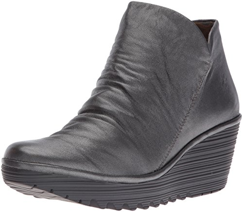 London Graphite Borgogna Yip Women's FLY Boot dZB8cFY8q