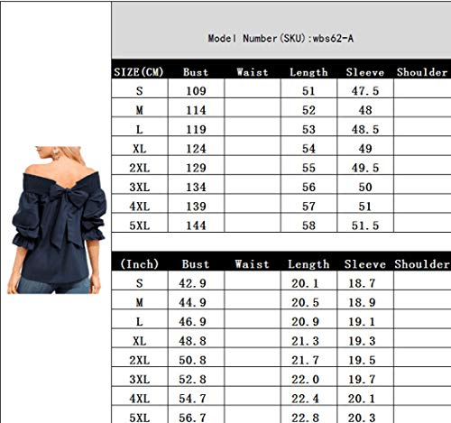Tee Tops ud Col Noir Manches Jeune Fashion Longues Shirts Blouse T Automne Femme Haut Chemisiers Papillon et Printemps Arrire N Bateau Shirt BgqYgRw
