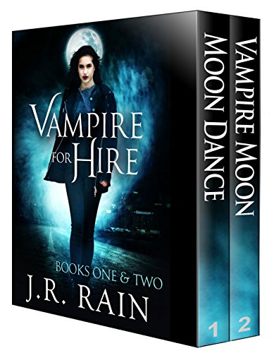 Vampire for Hire Boxed Set: Books 1 and