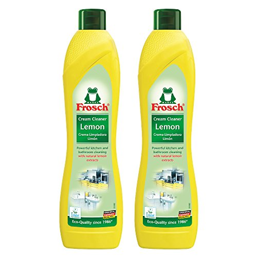Frosch-Natural-Lemon-Scouring-Cream-Cleaner-500-ml-Pack-of-2