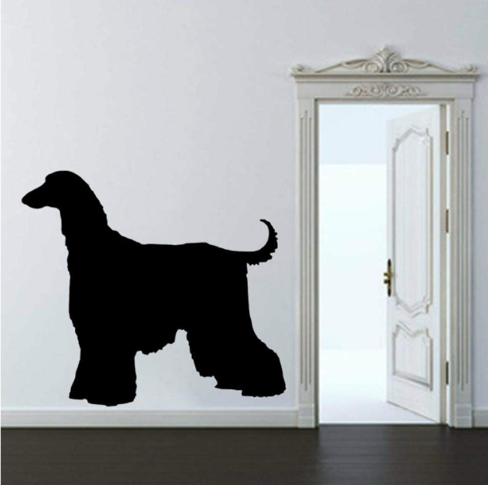GAOCHUNYU 50 cm * 44,3 cm divertido perro raza galgo tatuajes de ...