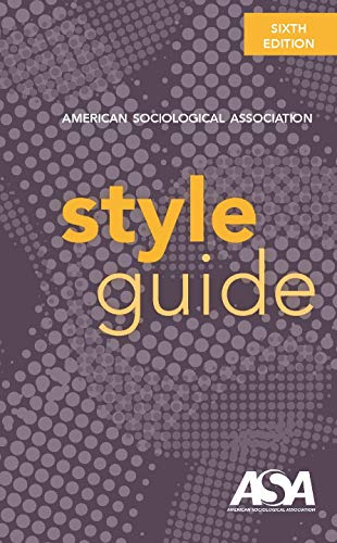 Image result for asa style guide 6th edition