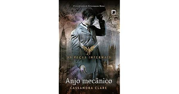 Pdf do livro anjo mecanico