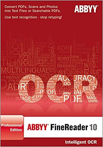 Amazon in: Buy Abbyy Finereader 10 Pro Book Online at Low