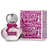 Coach Poppy Flower Eau De Parfum Spray for Women, 3.4 Ounce