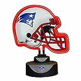 NFL New England Patriots Neon Helmet