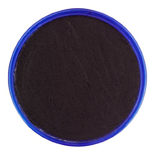 Snazaroo Black 18Ml Face Paint Tub - Children's Face Painting ()