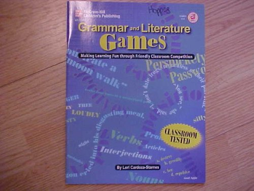 Grammar and Literature Games: Making Learning Fun Through Friendly Classroom Competition ebook