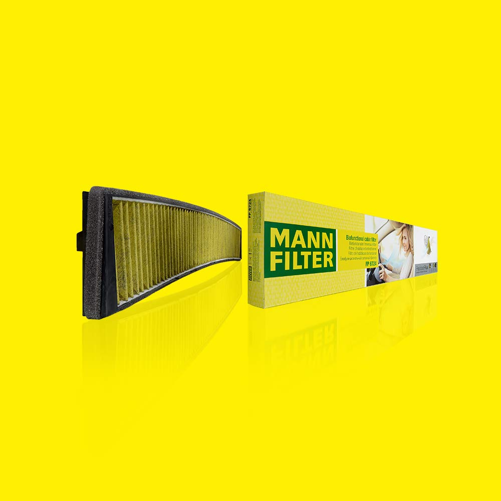 Original MANN-FILTER Cabin Air Filter CU 6724 For cars