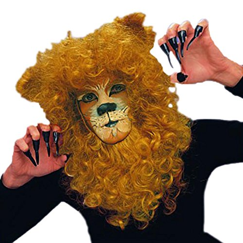 Costume Accessory: Lion Mane With Ears ()
