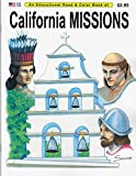 img - for California Missions: An Educational Coloring Book book / textbook / text book
