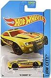 Hot Wheels 2014 Hw City Yellow '10 Camaro SS 42/250 - Fire Department