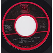 The Great Pretender/Only You (And You Alone) (NM 45 rpm)