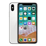 Non-working Replica Phone Dummy Display Phone for Phone X (Silver-color screen)