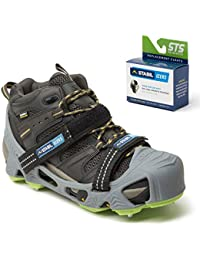 Hike XP Traction Ice Cleat for Hiking in Snow and Ice, 1 pair