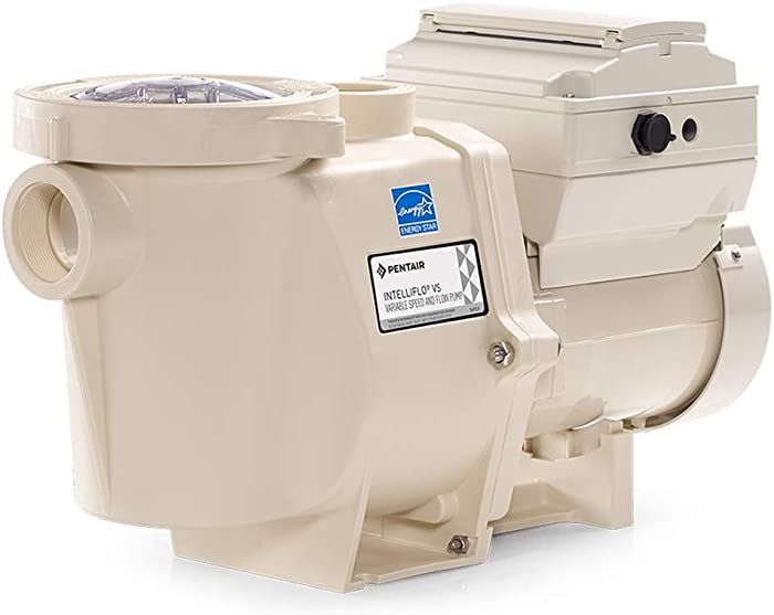 Top 10 Pentair Variable Speed Pool Pump 25 Hp