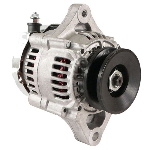 DB Electrical AND0525 Alternator (Fits Chevrolet Gm Mini Street Rod Race One-Wire High Per Formance Alternator 35 Amp) Gm High Output Alternator