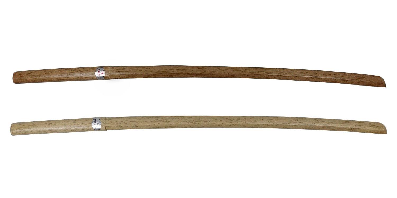 espada de madera japonesa