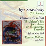 Stravinsky: Histoire du soldat - The Soldier's Tale for 3 Actors and Instrumental Ensemble