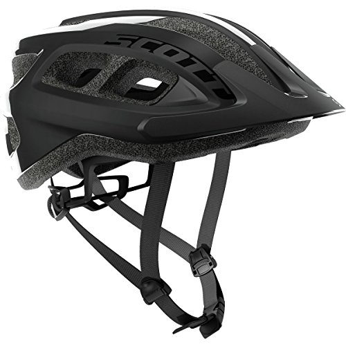 Scott Supra Bike Helmet – Black