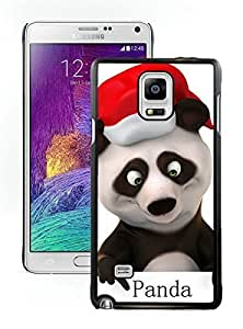 Best Buy Christmas Panda Black Samsung Galaxy Note 4 Case 2 Kimberly Kurzendoerfer