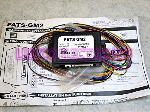 (New in Package!! Fortin PATS-GM2 General Motors Bypass Kit )