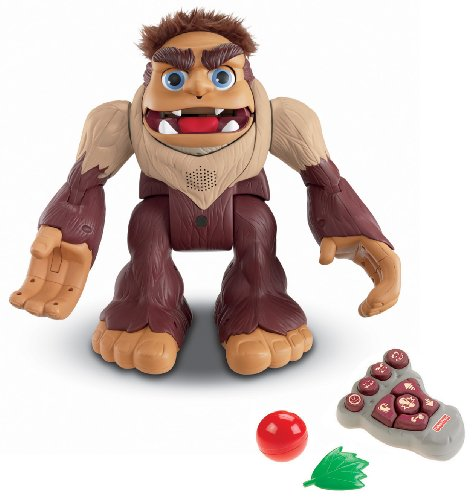 Fisher-Price Imaginext Big Foot The Monster by Fisher-Price (Image #1)