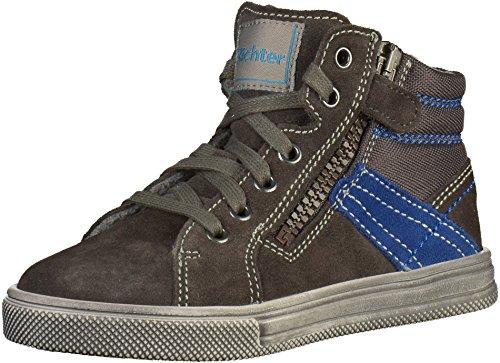 Richter 6544 241 Jungen Sneakers Grau(Dunkelgrau)