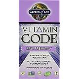 Garden of Life Vitamin Code Raw Prenatal (No Suggestions) Vcaps, 90 Count