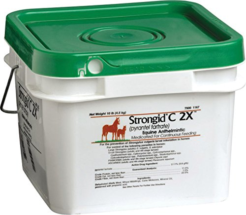 PFIZER Equine Strongid C2X for Horse by PFIZER EQUINE PRODUCTS