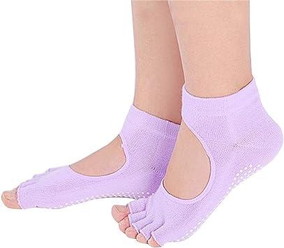 Amazon.com: Lijuan Qin 2 pares de calcetines separadores de ...
