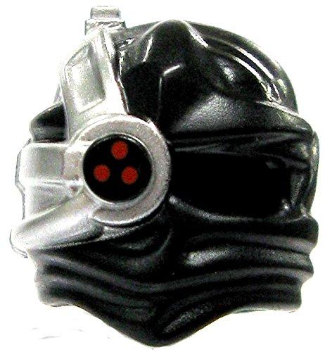 LEGO Black Ninja Headwrap with Cyborg Eye (Cyborg Ninja)