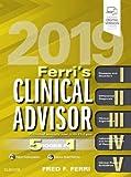 img - for Ferri's Clinical Advisor 2019: 5 Books in 1, 1e (Ferri's Medical Solutions) book / textbook / text book