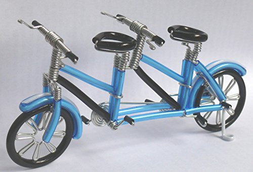 Metal Crafts Tandem Bike Ornament
