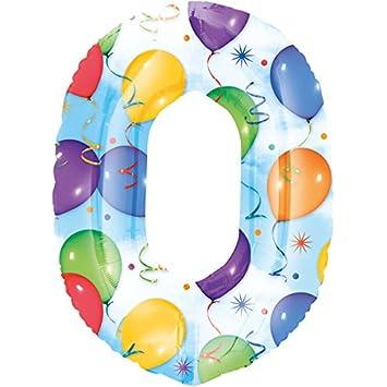 paduTec Zahlenballons Folienballons Ballons - Europäische ...