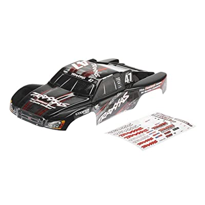 Traxxas Body, Slash 4x4, Mike Jenkins 2014 #47 Paint Scheme 6826R: Toys & Games