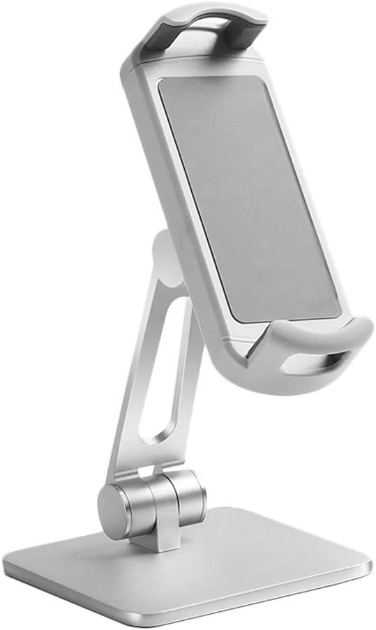 Universal Universal Holder Multifunction Color : Silver support 81 ZLZ- Desktop Phone Holder IPad Tablet Holder