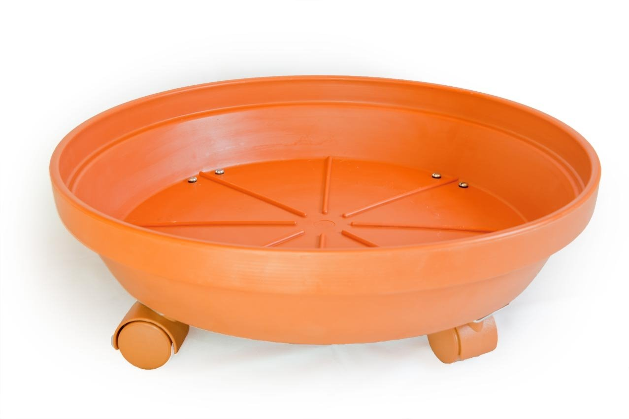 16'' Plant Saucer Caddy, Plant Dolly by KECO