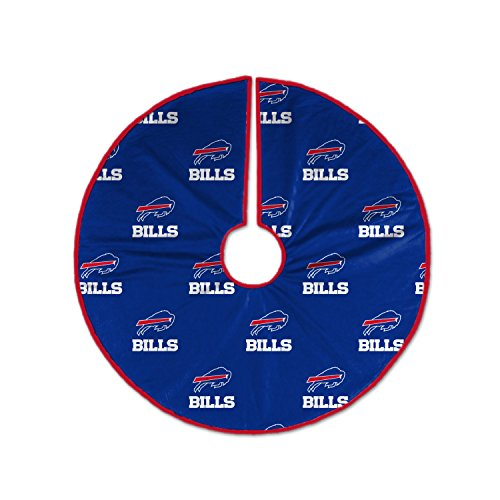 NFL Buffalo Bills Christmas Tree Skirt (Nfl Skirt)