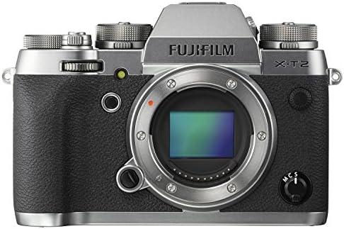 Fujifilm X-T2 - Cámara EVIL de 24.3 MP (pantalla de 3