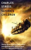Front cover for the book Saturn's Children by Charles Stross