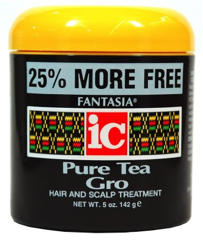 Ic Pure Tea Gro - Yellow Bonus 5 oz.