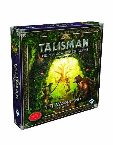当季大流行 Talisman: Expansion The B078WSHT9W Woodlands The Expansion [並行輸入品] B078WSHT9W, シャリキムラ:5e2dbbd4 --- arianechie.dominiotemporario.com