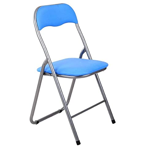 Stupendous Amazon Com Home Folding Chair Pack Deluxe Fabric Padded Cjindustries Chair Design For Home Cjindustriesco