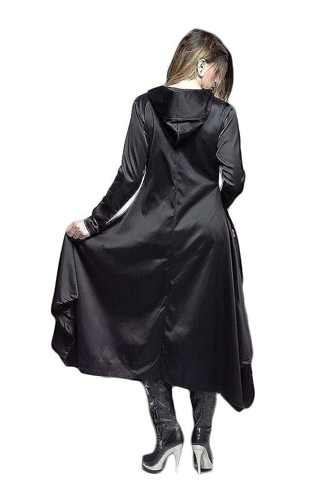Queen of Darkness Mantel Dark Noblesse-Gothic