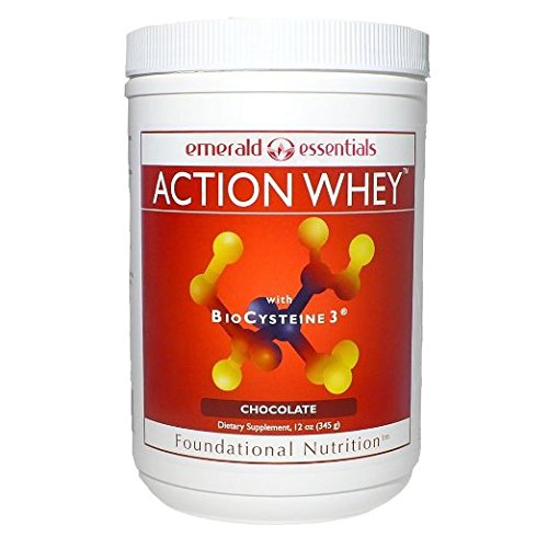 Emerald Essentials - Action Whey Protein Shake - Chocolate