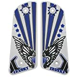 Empire 08 Wings Grips - .45 Panels - Blue