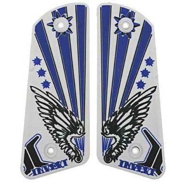 Empire 08 Wings Grips - .45 Panels - Blue by Empire